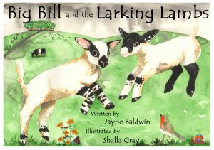 Big Bill and the Larking Lambs