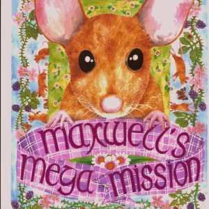 Cover of Maxwell's Mega Mission.