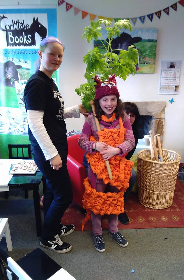 carrot knit